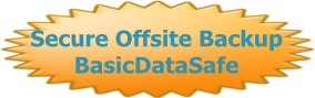 Secure Data Backup with BasicDataSafe